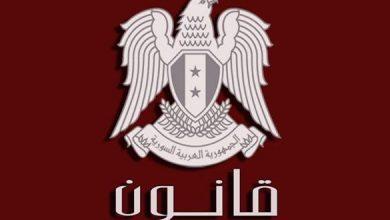 Photo of الرئيس الأسد يصدر قانوناً بإحداث الهيئة العامة للثروة السمكية والأحياء المائية