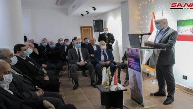 """Photo of """"المركز التجاري الإيراني"""" بدمشق يباشر أعماله بملتقى اقتصادي"""
