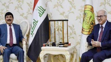 """Photo of مباحثات """"سورية – عراقية"""" لتطوير التعاون التربوي"""