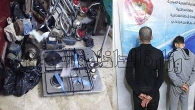 Photo of القبض على عصابة سرقة باللاذقية