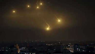 Photo of Army air defenses repel an Isra*eli aggression on surroundings of Damascus, down most missiles