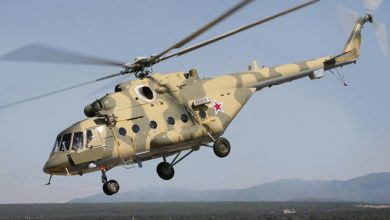 Photo of Russian Defense Ministry: Russian helicopter makes emergency landing in Hasaka Province