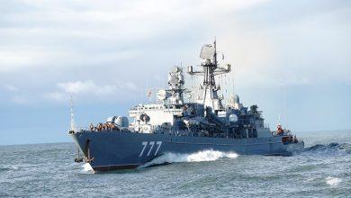 Photo of تعزيزات عسكرية روسية.. سفينتا شحن روسيتان تتجهان إلى طرطوس خلال أربعة أيام