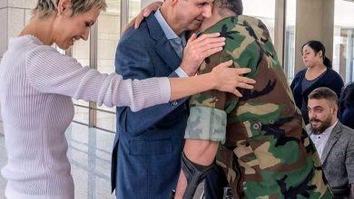 Photo of الرئيس الأسد يوجه بتسديد قروض آلاف الجرحى من الجيش والقوات الرديفة