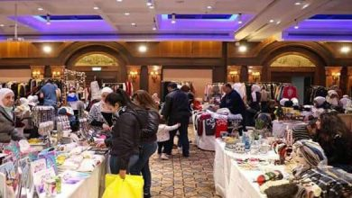 Photo of Hand-made products and handicrafts summarize creativity of 70 women at bazaar of Valentine
