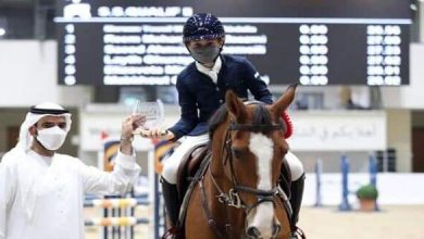 Photo of Syrian equestrian regains brilliance in international show jumping championships