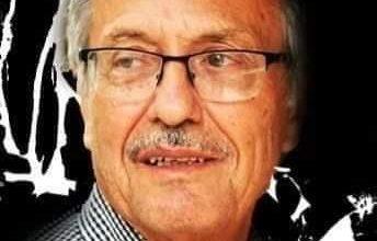 Photo of الدكتور التشكيلي عبد الكريم فرج في ذمة الله