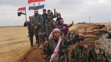 "Photo of بمساندة جوية روسية.. الجيش يقضي على مجموعة ""داعشية"" بحمص"