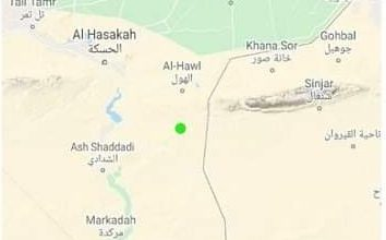 Photo of A 3.1 magnitude earthquake hits Syrian-Iraqi borders