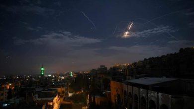 Photo of تفاصيل «العدوان الاسرائيلي» على محيط دمشق مساء أمس