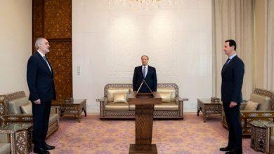Photo of رسمياً…د.الجعفري يؤدي اليمين الدستورية نائباً لوزير الخارجية والمغتربين