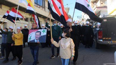 Photo of الجولانيون يحيون الذكرى39 للاضراب الوطني الكبير