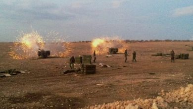"Photo of الجيش يُحبط محاولة تسلل داعشية لأحد النقاط العسكرية على محور ""السخنة-أثرية"""