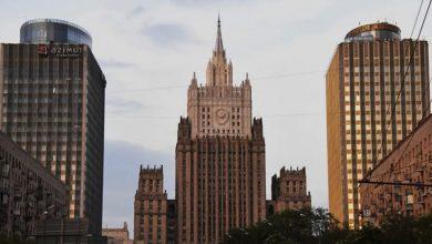 "Photo of روسيا تُعلن تطرد ""دبلوماسيين اوروبيين"" شاركوا بتظاهرات غير مرخصة"