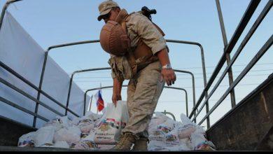 Photo of مساعدات إنسانية روسية لـ حلب