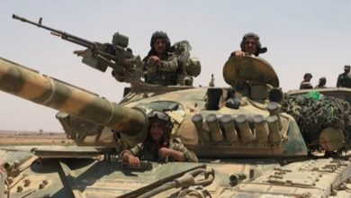 "Photo of بعد 8 سنوات… الجيش ينتشر في مدينة ""طفس"" بريف درعا"
