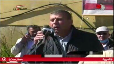 Photo of أهلنا بالجولان المحتل يحيون الذكرى الـ 39 للإضراب الشامل – تقرير التلفزيون السوري