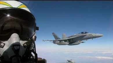 "Photo of التحالف الدولي يقصف الحدود ""السورية – العراقية"""