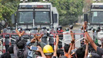 "Photo of الأمم المتحدة تدين استخدام ""القوة المميتة"" في ميانمار"