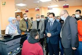 Photo of افتتاح مركز خدمة المواطن بعد توسعته في الميدان