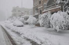 Photo of بسبب الثلوج.. تأجيل الامتحانات الجامعية في السويداء والقنيطرة