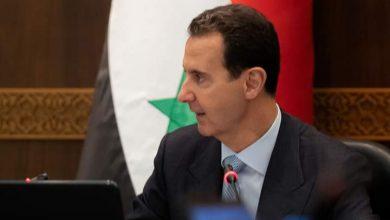 Photo of الرئيس الأسد.. «سعر الصرف» معركة تُقاد من الخارج و ارتفاع الاسعار «اللصوصية» يجب التعامل معها بحزم(فيديو)