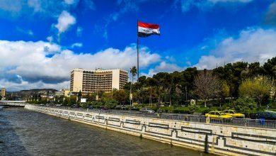 """Photo of صور مُذهلة لربيع عاصمة الياسمين """"دمشق"""" و مجرى """"نهر بردى"""""""