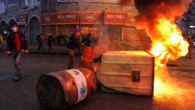 Photo of احتجاجات لبنان.. قطع للطرقات احتجاجاً على تردي الأوضاع المعيشية