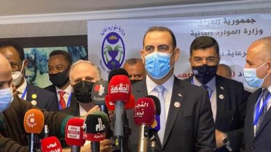 Photo of With Syria participation …1st Baghdad International Water Conference kicks off