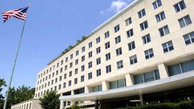 "Photo of ""نفاق التصريحات"".. واشنطن: نسعى لتسوية في سوريا تحقق الاستقرار"