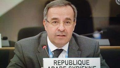 Photo of السفير آلا:سوريا واجهت إرهاباً ترعاه أطراف إقليمية ودولية