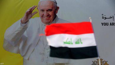 Photo of زيارة تاريخية.. البابا فرانسيس يصل العراق
