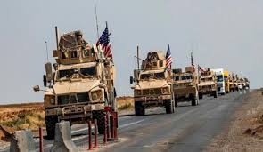 Photo of إستهداف رتل للتحالف الأمريكي في العراق