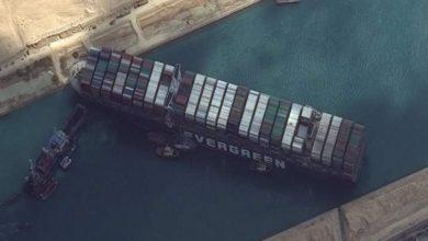 Photo of هيئة قناة السويس: عودة الملاحة بالقناة بعد إعادة تعويم السفينة الجانحة