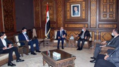 Photo of Interior Minister, Moucharafieh discuss means to facilitate return of Syrian refugees