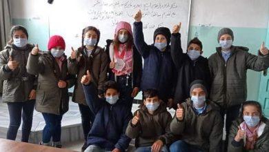 Photo of حملة كلنا أهل توزيع المعاطف الشتوية في قرية الخرسا و تعلا