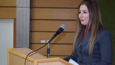 Photo of الدكتورة فاتن السهوي عميد كلية العلوم السياسية
