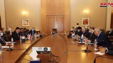 Photo of Syrian-Iraqi talks in domains of water resources and irrigation