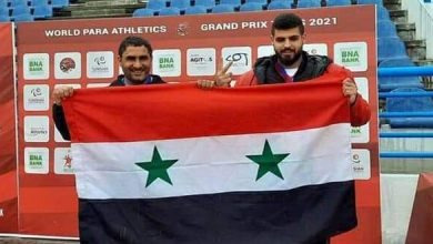 Photo of Syrian national team achieves two medals in World Para Athletics , Tunis