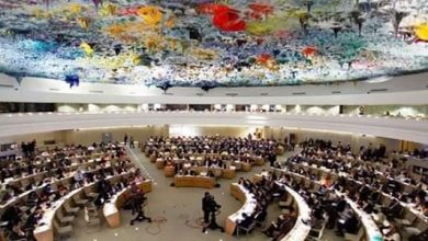 Photo of Russia slams British draft resolution on human rights situation in Syria