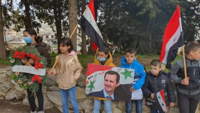 Photo of The people of the occupied Golan, on the anniversary of the martyrdom of Ghalia Farhat, continue to resist the occupation (video)