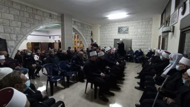 Photo of بيان صادر عن لجنة التواصل مع سورية ولبنان في فلسطين المحتله عام ١٩٤٨