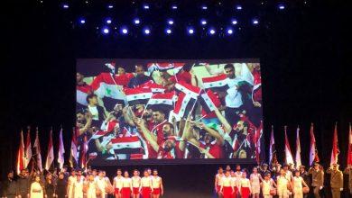 Photo of بعيدهم الذهبي.. رسالة من الأسد للرياضيين وتكريم لرافعي اسم سوريا عالياً في المحافل الدولية