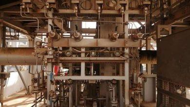 Photo of إعادة إقلاع وحدة تبريد الغاز لإنتاج الغاز المنزلي في معمل إيبلا