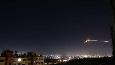 Photo of دمشق تتصدى لعدوان اسرائيلي جديد