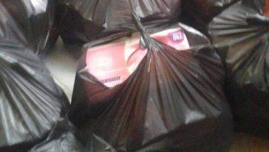 Photo of توزيع سلل غذائية على الأسر المستورة في السويداء بدعم من الأهل في الجولان المحتل