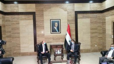 Photo of بتوجه من الأسد.. سوريا تُرسل «25 طن من الأكسجين» كدفعة أولى للبنان