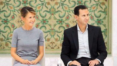 Photo of الرئيس الأسد وسيدة الياسمين ينتصران على كورونا