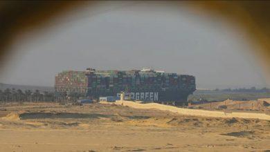 Photo of نجاح تعويم «سفينة السويس» العالقة