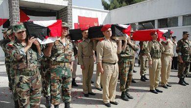 Photo of 22 شهيداً من الجيش بدرعا.. والقتلة فروا إلى الحدود  «السورية –الأردنية»